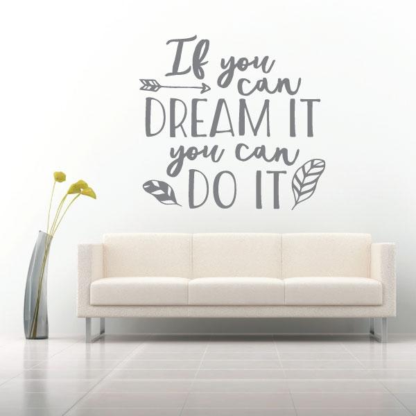 Nalepka Dream