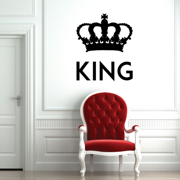 Nalepka King