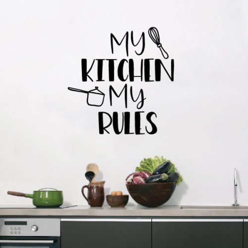 Nalepka Kitchenrules