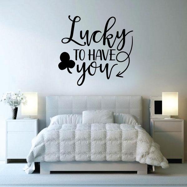 Nalepka Lucky
