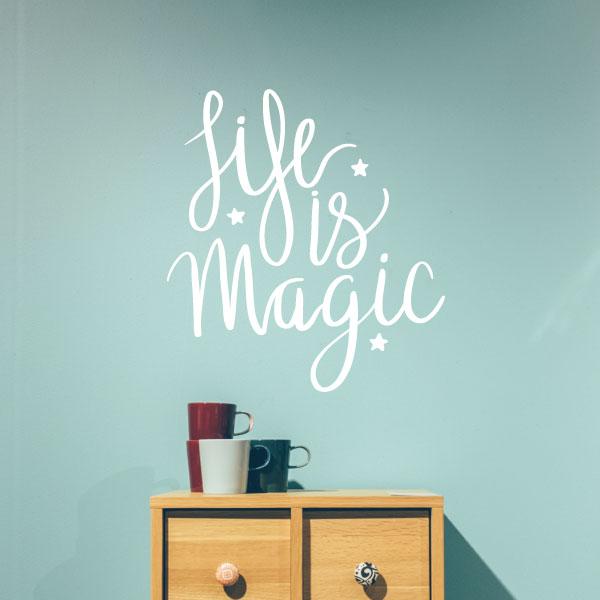 Nalepka Magic