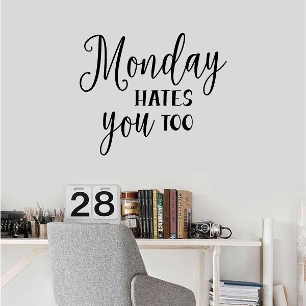 Nalepka Monday