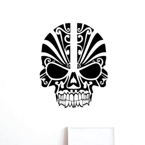 Nalepka Skull
