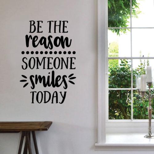 Nalepka Smile